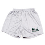 Ohio University Mesh Shorts, Youth Silver
