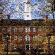 Ohio University Bicentennial Mosaic Poster