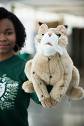 Bobcat Hand Puppet