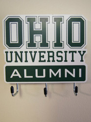 OHIO Alumni Key Hook