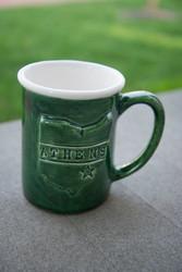 Athens Block Round Mug