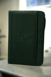 Russ College Small Padfolio