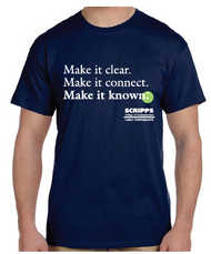 Scripps College of Communication T-Shirt