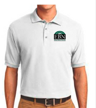 Men's and Women's Ebony Bobcat Network Polo