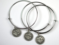 OHIO Antique Paw Bracelet