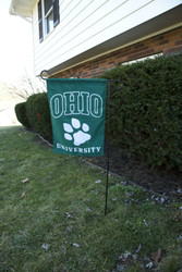 OHIO Garden Flag