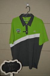 Green Golf Polo