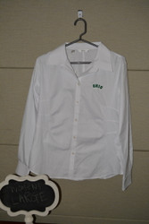 Ladies' L/S Epic Easy Care Royal Oxford