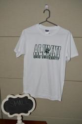 White Alumni T-Shirt