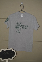 I'm with Rufus T-Shirt
