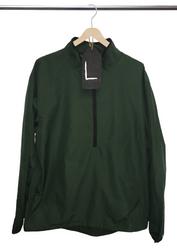Green Rain Coat