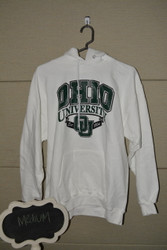 White Ohio University Sweatshirt