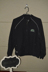 Arched Ohio Black Zip Up