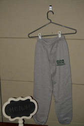 Gray Ohio University Sweatpants