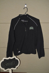 Small Arched Ohio Black Zip Up -Adidas