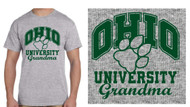 Ohio University Grandma Grey T-Shirt