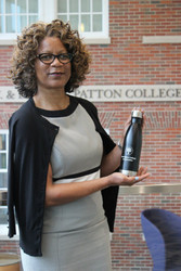Patton College Water Bottle