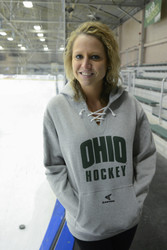 Youth OHIO Hockey Hoodie-Easton