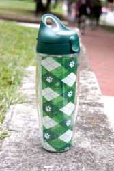 Tervis 24 oz Argyle Water Bottle