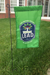 Patton College Garden Flag