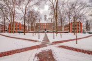 Robert Powell Photography: College Green in Winter