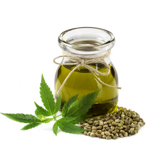 Pure Hemp Seed Oil