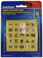 4WD Sticker Set Suits Sealed LED Rocker Switches