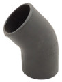 2-1/2 inch 45 Degree Rubber Elbow