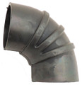5 inch 90 Degree Rubber Elbow 1