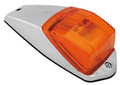 GloTrac Amber LED Roof Light with Amber Lens