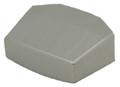 Chrome Plastic Gearshift Range Selector Cover