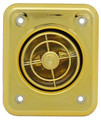 Air Conditioner/Heater Vent Gold to Suit Kenworth Square