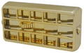 Air Conditioner/Heater Vent Gold to Suit Kenworth T904/604