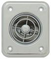 Air Conditioner/Heater Vent Chrome to Suit Kenworth Square