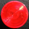 4 inch Round Red Stop/Tail Sealed Light 12 Volt
