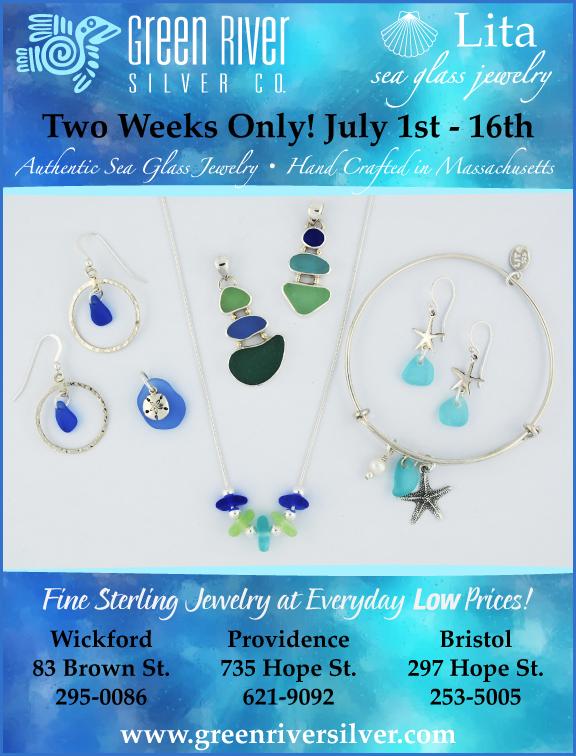 Lita Sea Glass Jewelry