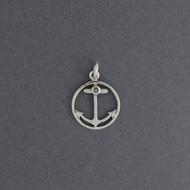 Exclusive Rhode Island Anchor Charm