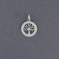 Circle Tree of Life Pendant