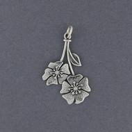 Violet Bouquet Pendant