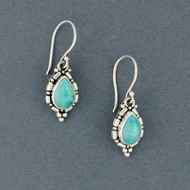 Olivia Turquoise Earrings