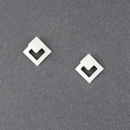 Diamond Post Earring