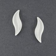 Double Flame Earring