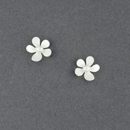 Forget Me Not Post Earring