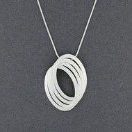 Triple Oval Pendant
