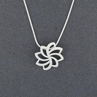 Lotus Full Bloom Pendant