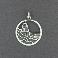 Exclusive Rhode Island Lighthouse Pendant