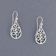 Drop Vine Earrings