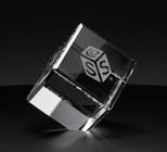 Crystal Diamond Cube