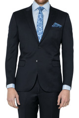 Cole Peak Lapel Jacket Navy