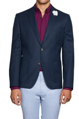 Vargas Stretch Piquet Blazer